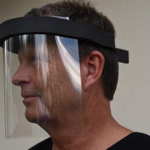 Visuel Visière Face Protect